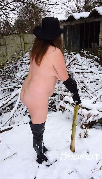 enk65_neigechienne29 dans Jardin