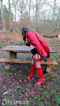 Forêt de Marchiennes - Table dans Chatounette enk66_tma01