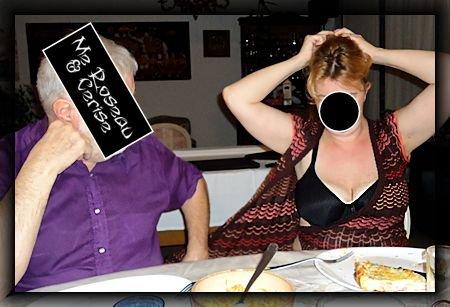 Cerise & Me Roseau – Réciproque dans Bustier noir enk68_cr19