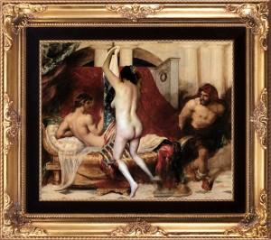 ShamArt - Candaules dans Art tableau01_caud-300x266