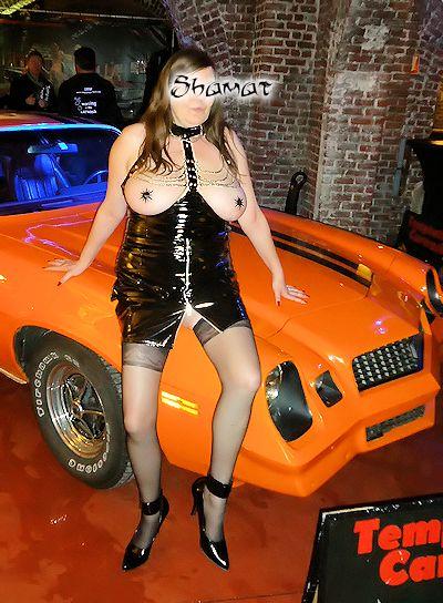 Bxl2013 - Auto dans Bustier noir enk70_bxl13-30
