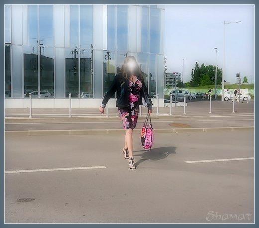 Une fin de journée ordinaire... dans En ville es130621dv01