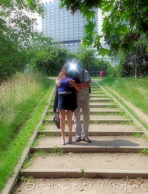 Balade à Lille - Parc des Dondaines dans Chatounette es130706cc01