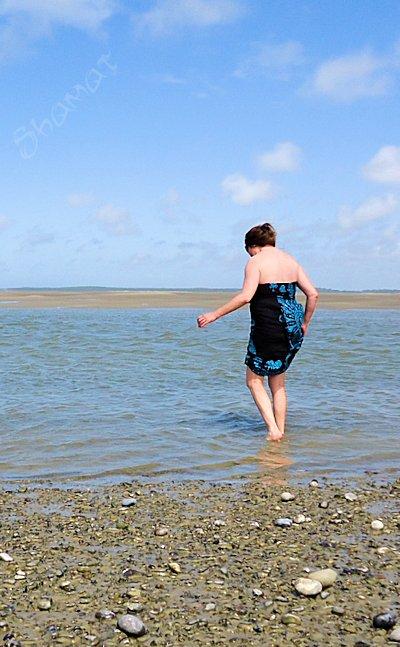 Baie de Somme – Trempette dans Jambes es130816bs07